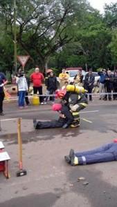 bomberos hito
