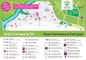 mapa semana gastronomica